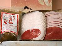 天然猪肉ぼたん鍋用 上